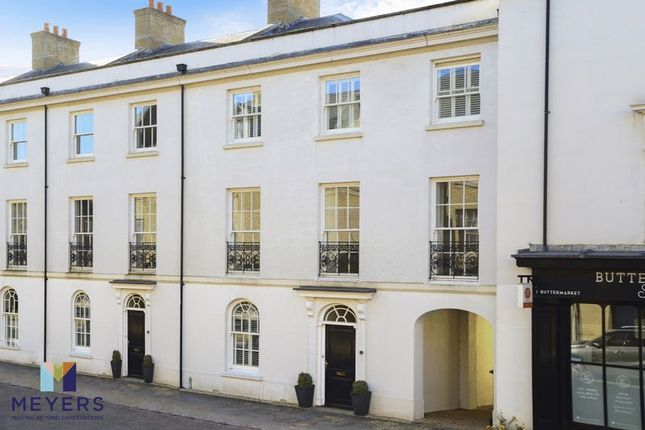 Thumbnail End terrace house for sale in Bridport Road, Poundbury