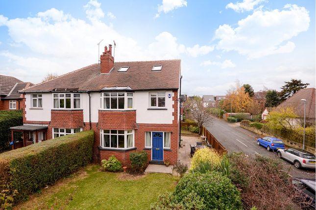 Thumbnail Semi-detached house to rent in Lidgett Lane, Roundhay, Leeds