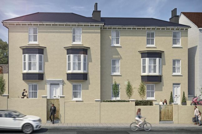 Thumbnail Block of flats for sale in Upper Lewes Road, Brighton