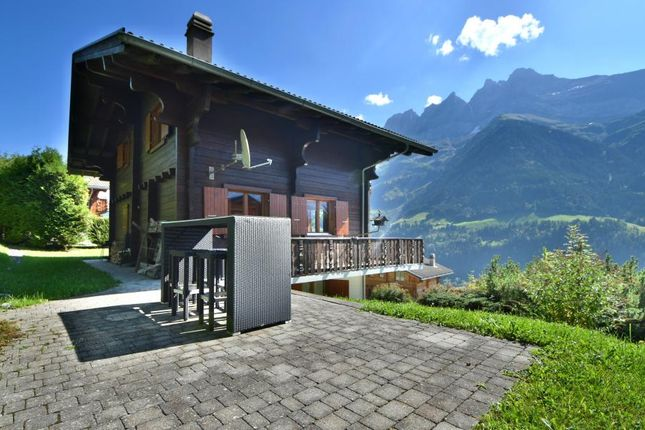 Thumbnail Chalet for sale in Champery, 4 Bedroom Chalet, Valais, Switzerland