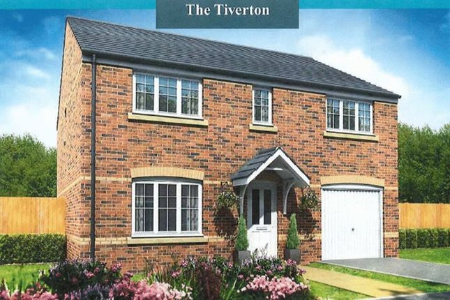 Thumbnail Detached house for sale in The Tiverton, Woodlands, Mottram Road, Stalybridge