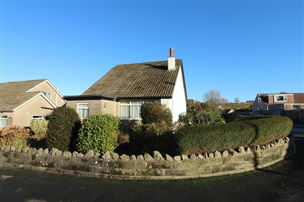 Thumbnail Bungalow for sale in Bridge Road, Carnforth