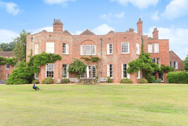 Thumbnail Property to rent in Marsh Baldon, Oxford