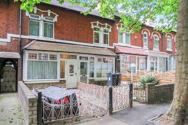 2 bed terraced house for sale in Stockwell Road, Handsworth Wood, Birmingham