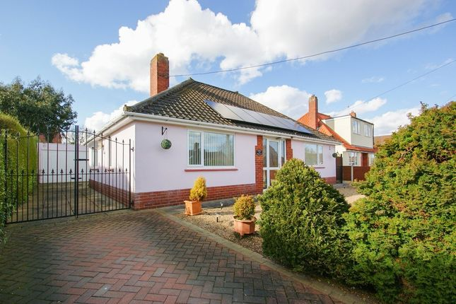 Thumbnail Detached bungalow for sale in Springfield Road, Aldeburgh