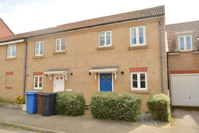 Thumbnail Terraced house for sale in Bruff Road, Ipswich