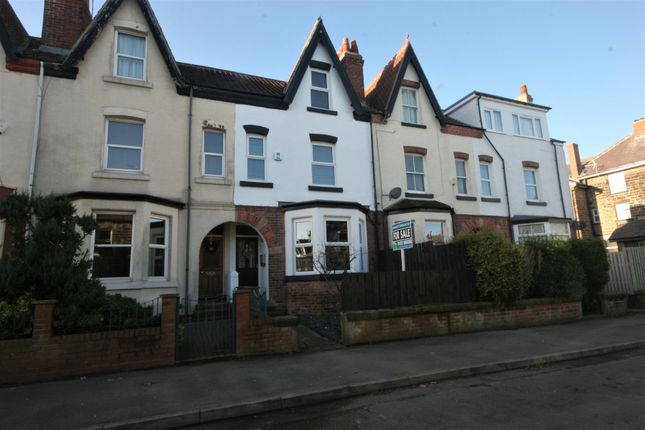 Thumbnail Terraced house to rent in Radlyn Park, West End Avenue, Harrogate
