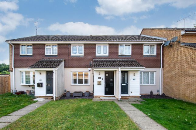 Terraced house for sale in Cemetery Road, Houghton Regis, Bedfordshire