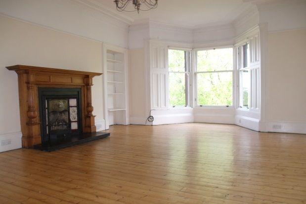 Thumbnail Flat to rent in Kelvinside Gardens, Glasgow