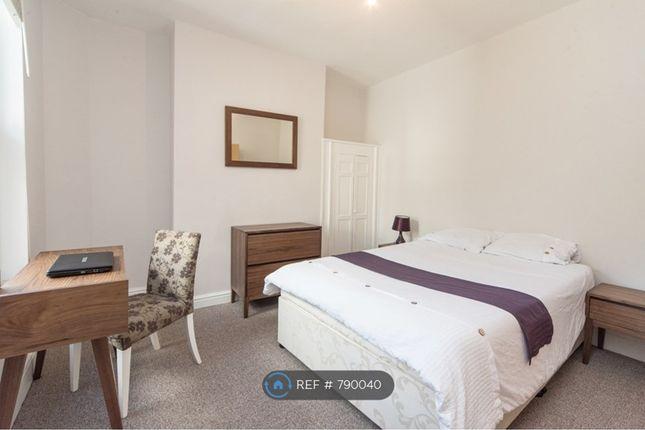 Example Finish Bedroom