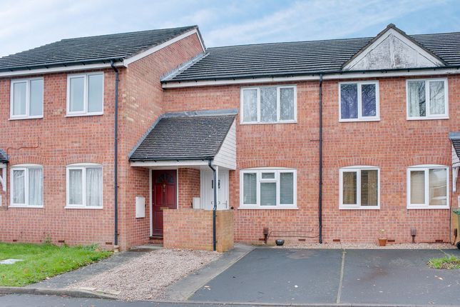 Thumbnail Flat for sale in Rectory Road, Redditch