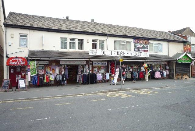 Thumbnail Retail premises for sale in Station Road, Blackpool