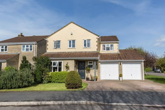 Thumbnail Detached house for sale in Churchward Drive, Frome
