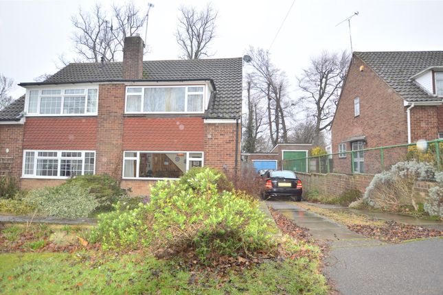 3 bed semi-detached house for sale in Lake View Road, Sevenoaks, Kent