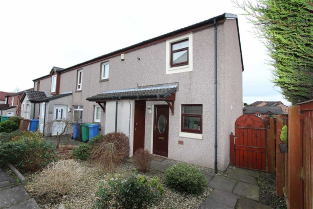 Thumbnail End terrace house to rent in 44, Glen Nevis Drive, Dunfermline KY11,