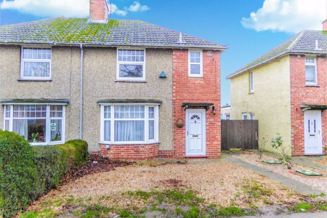 3 bed semi-detached house to rent in Wollaston Road, Irchester, Northamptonshire NN29