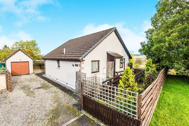 Thumbnail Bungalow for sale in Craig Road, Dingwall
