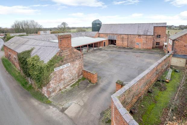 Thumbnail Property for sale in Burton, Rossett, Wrexham