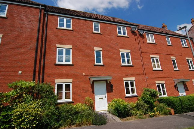 4 bed town house to rent in Belvedere Road, Bowerhill, Melksham SN12