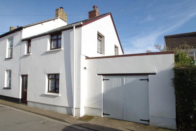 Thumbnail Cottage for sale in West Cross, Caen Street, Braunton