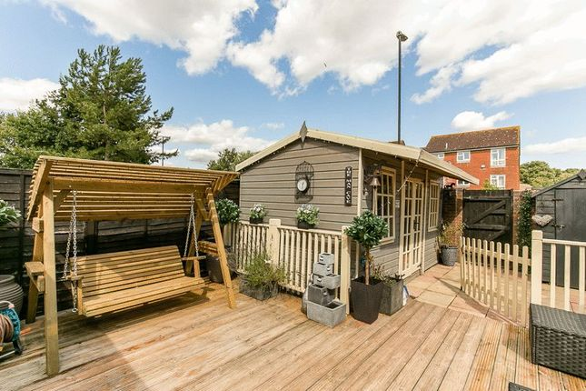 Thumbnail Terraced house for sale in Booth Road, Bewbush, Crawley