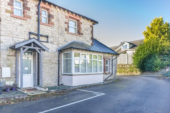 Thumbnail Flat to rent in Kentsford Road, Grange-Over-Sands