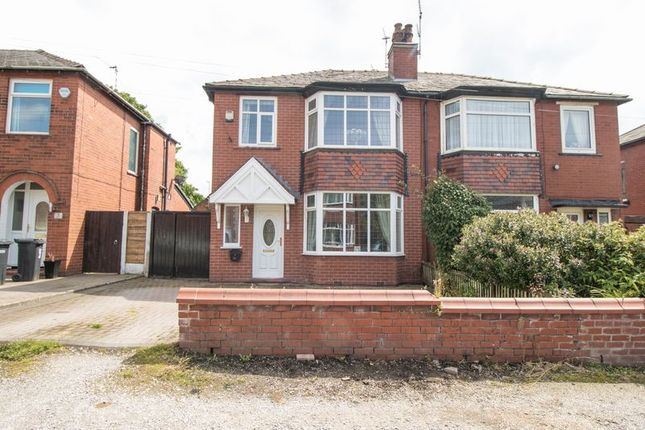 Thumbnail Semi-detached house for sale in Highfield Street, Kearsley, Bolton