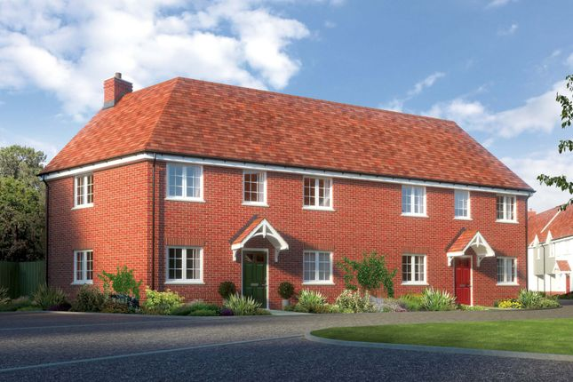Thumbnail Detached house for sale in The Audley, Berryfields, Chapel Road, Tiptree, Colchester, Essex