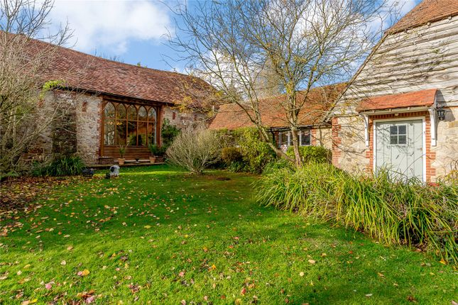 Thumbnail Barn conversion for sale in Turnpike Road, Rackham, Pulborough, West Sussex