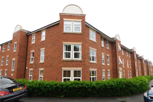 Thumbnail Flat for sale in Lambert Crescent, Nantwich, Cheshire