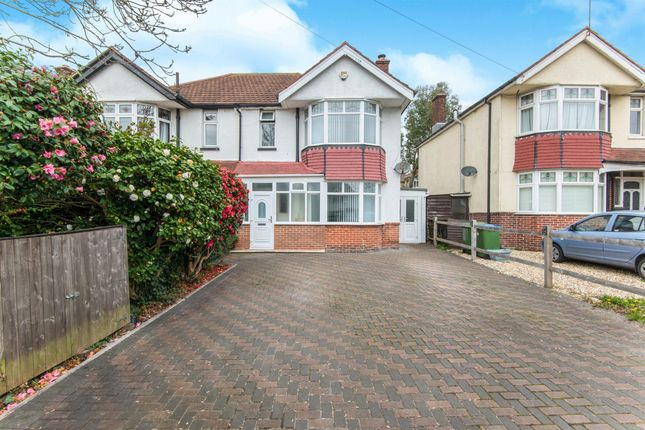 Thumbnail Semi-detached house for sale in Regents Park Road, Southampton