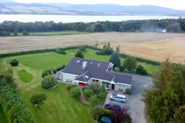 Thumbnail Detached house for sale in Culbokie, Dingwall