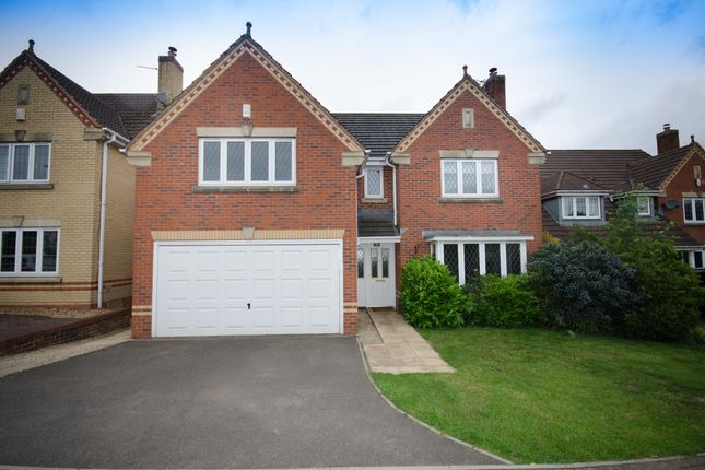 Thumbnail Detached house for sale in Tunbridge Way, Emersons Green