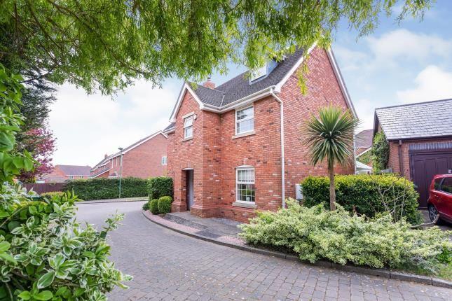 Thumbnail Detached house for sale in Amberley Walk, Kingsmead, Milton Keynes, Buckinghamshire