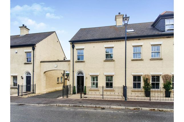 Thumbnail Semi-detached house for sale in Avonmore Court, Donaghadee