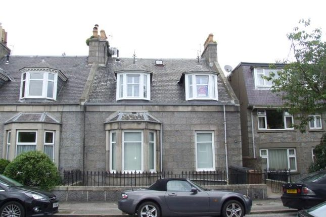 Thumbnail Flat to rent in Brunswick Place, Aberdeen