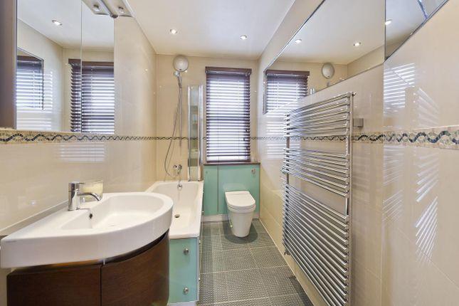 Bathroom of Marloes Road, London W8