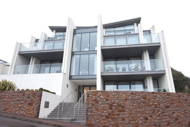 Thumbnail Flat for sale in La Rue Voisin, St. Brelade, Jersey