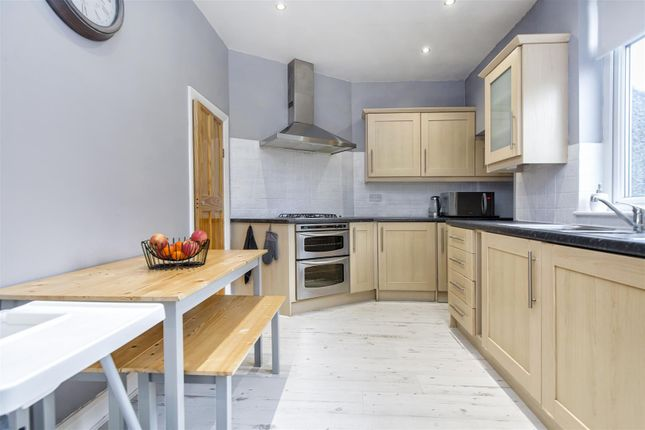 Kitchen of Heatherfield Crescent, Marsh, Huddersfield HD1