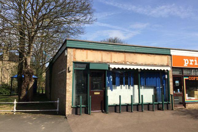 Thumbnail Retail premises to let in Unit 1, School Hill, High Street, Histon, Cambridgeshire