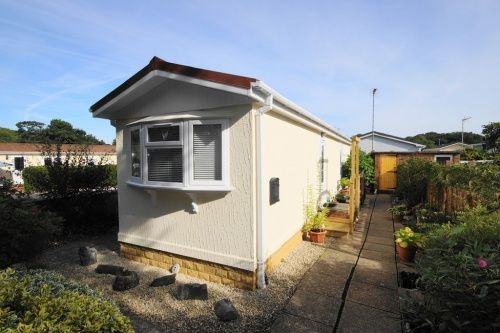 Thumbnail Mobile/park home for sale in Church Farm Close, Dibden, Southampton, Hampshire
