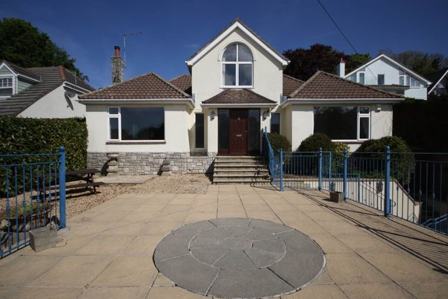 Thumbnail Detached house to rent in Munster Road, Lower Parkstone, Poole