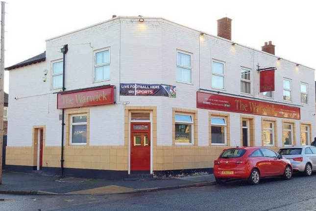 Thumbnail Pub/bar for sale in Freehold Westbourne Road, Birkenhead, Liverpool