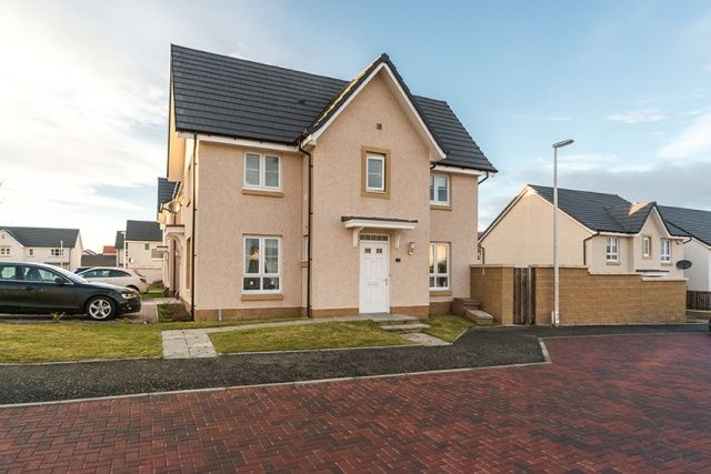 Thumbnail Semi-detached house for sale in Church Avenue, Winchburgh, West Lothian