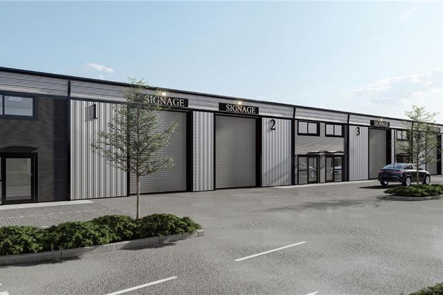 Thumbnail Light industrial for sale in Ravens Court, Eagle Business Park, Harrier Way, Yaxley, Peterborough