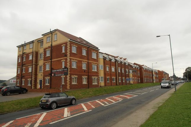 Thumbnail Flat to rent in Cambridge Court, Bishop Auckland