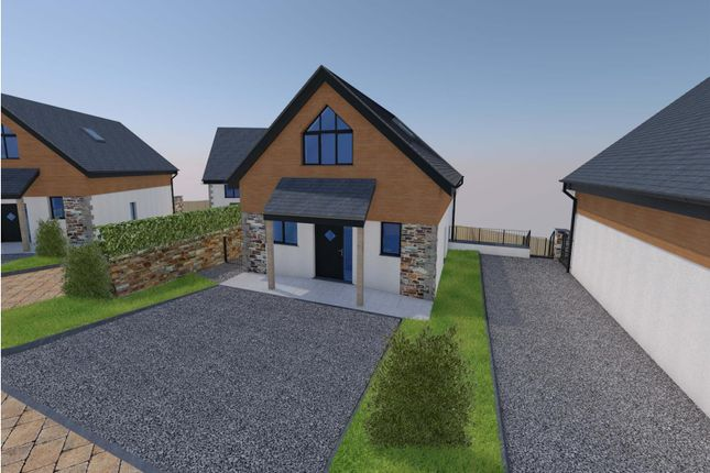 Thumbnail Detached house for sale in Bouldens Orchard, Gweek, Helston