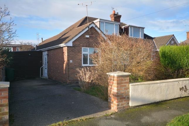 Thumbnail Bungalow for sale in Ridgemere Road, Pensby