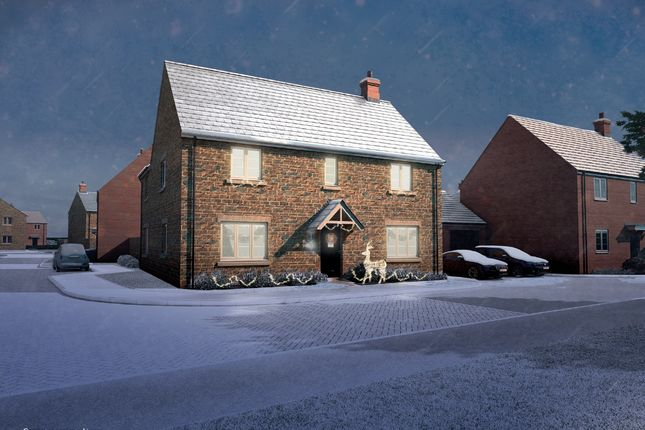 Thumbnail Detached house for sale in Main Street, Great Bourton, Banbury