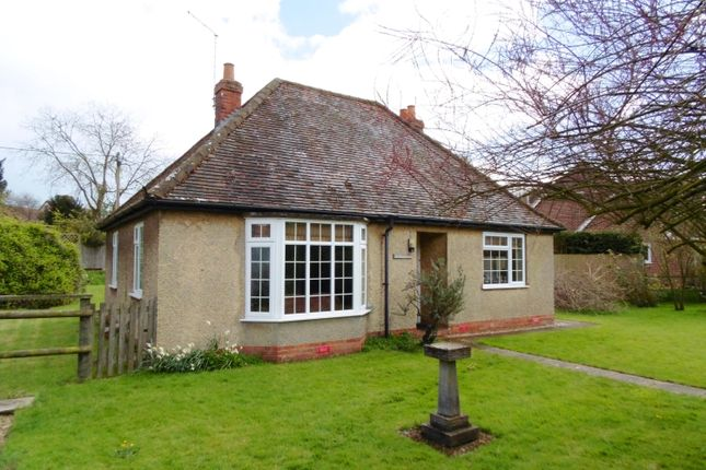 Thumbnail Detached bungalow to rent in Watling Lane, Dorchester-On-Thames, Wallingford